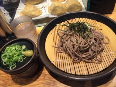 160614麺家京都上がもざるそば370円