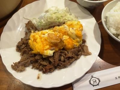 160715ニューハマヤ瓦町店ダブダブ定食850円お肉たっぷり