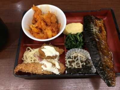 160818北野焼魚定食500円