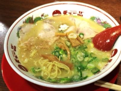 160924天下一品東梅田店ラーメン屋台の味並720円