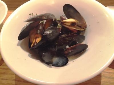 160930ル・コントワール・ド シャンパン食堂ムール貝の酒蒸し