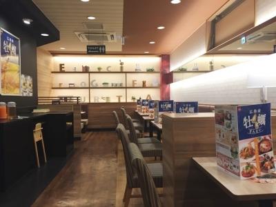 161026ガスト天神橋筋六丁目店店内ポップ