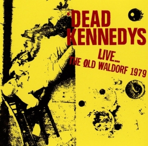 DEAD KENNEDYS『Live』