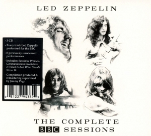 LED ZEPPELIN『The Complete BBC Sessions』