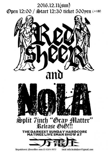 REDSHEER NoLA