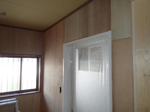 風呂場の壁