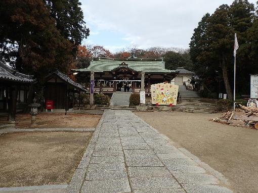 日岡神社1