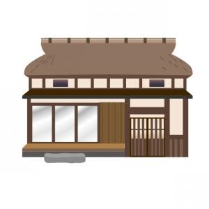 日本の邸宅