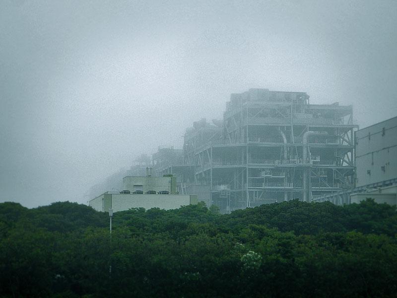 160702濃霧@久里浜港4