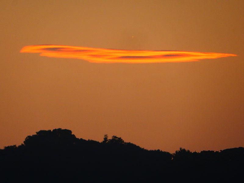 160706逗子海岸夕景7月4