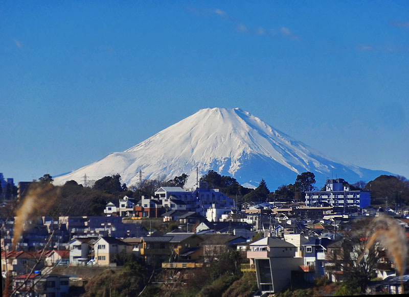 161228今日の富士山1
