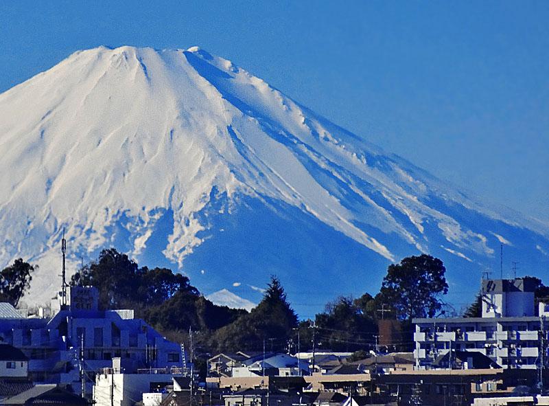 161228今日の富士山2