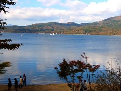 山中湖・紅葉まつりx_1