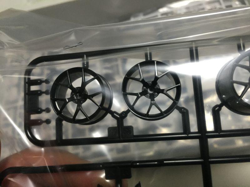 タミヤ 新型 NSX