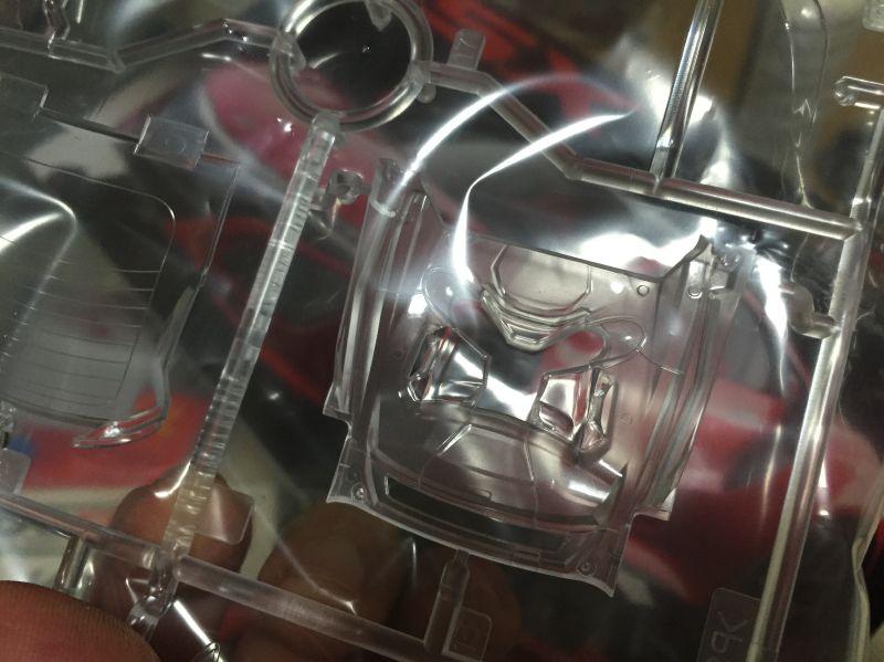 NC1 タミヤ 新型 NSX