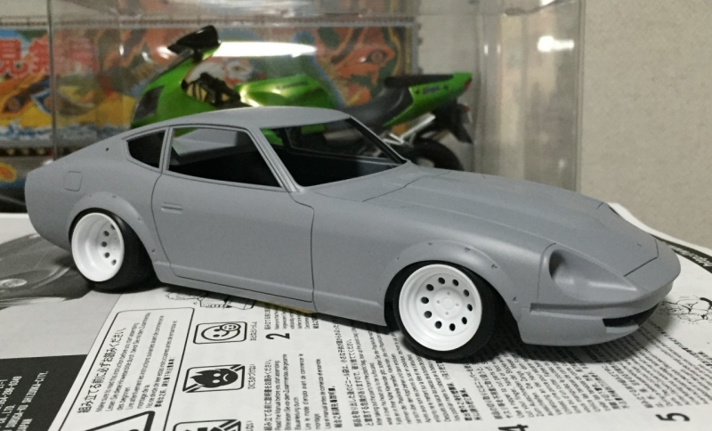 D-style 240Z フジミ