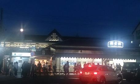 20161015鎌倉駅1