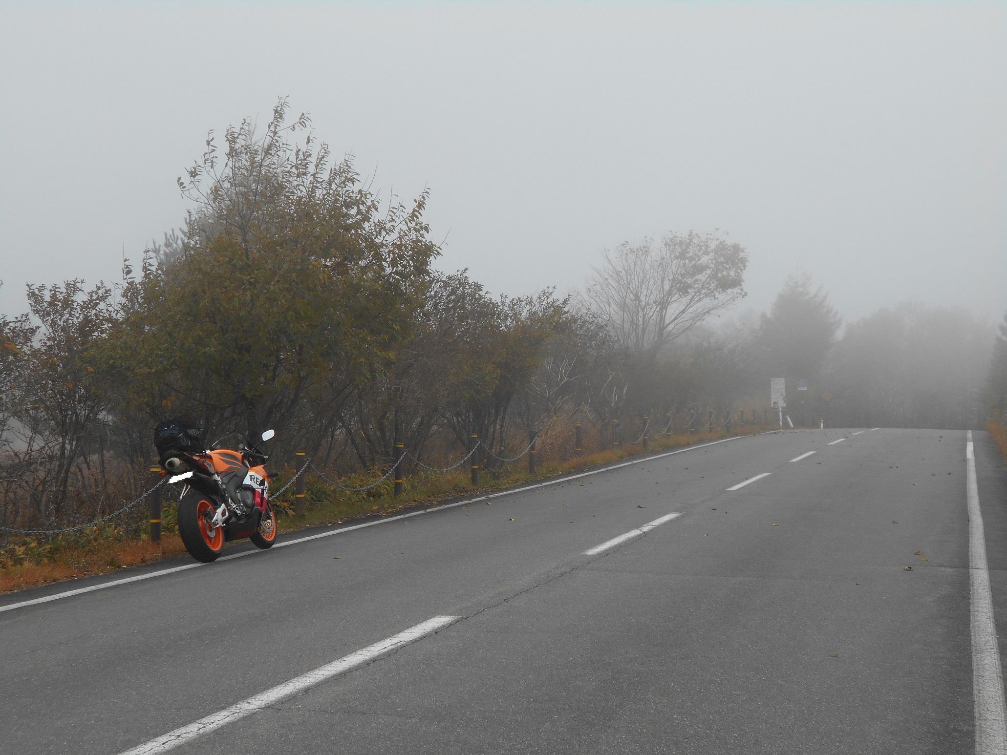 ④霧が峰②