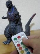 ムビモン シン・ゴジラ 電飾改造