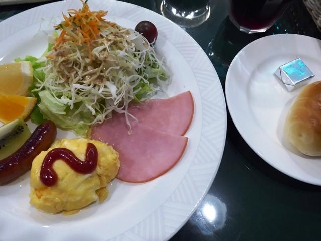 20161008ポンころ那須朝食②