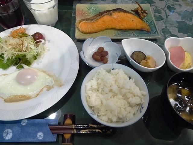20161008ポンころ那須朝食③