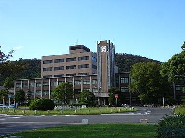 岡山大学津島キャンバス