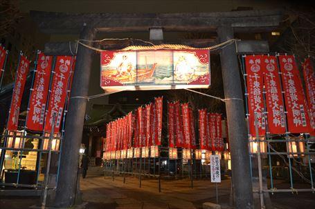 千束稲荷神社 初午祭 ②