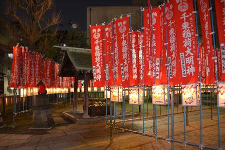 千束稲荷神社 初午祭 ④