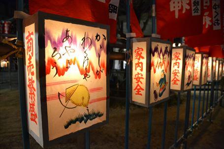 千束稲荷神社 初午祭 ⑤