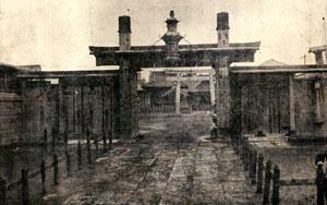 大正8年頃の鷲神社の画像