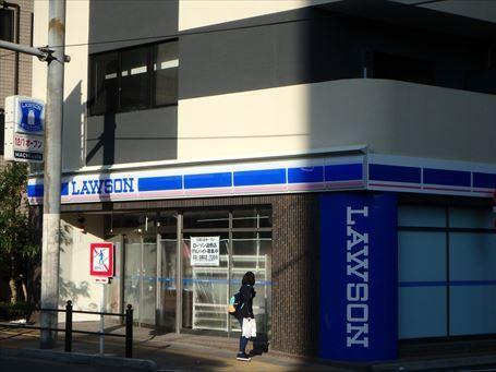 ローソン 泪橋店オープン ②