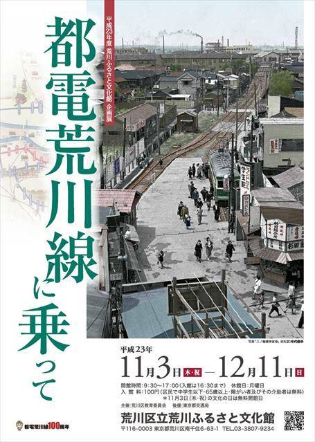 昭和20年代の三ノ輪橋駅周辺
