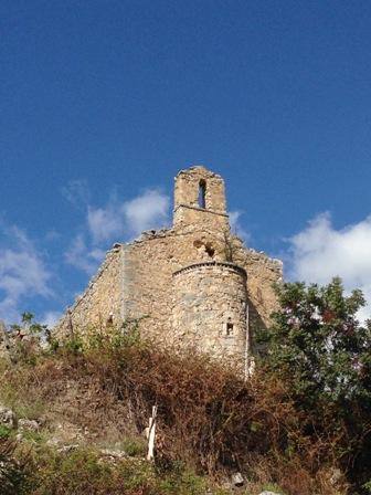 ヒマラの古い教会