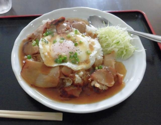 CIMG0158 焼き豚卵丼(640x497)