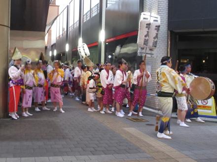 三鷹阿波踊り2016