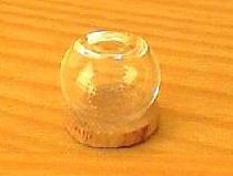 花瓶 ガラスドーム 1