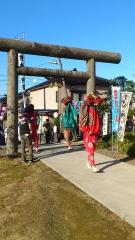 20161015水前神社神輿縁日 (1)