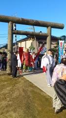 20161015水前神社神輿縁日 (2)