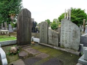 吉田家の墓所