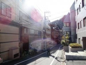 高田槙蔵夫妻より提供された秀栄邸跡