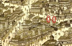 明治40年の地図