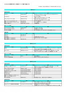 06設備・機材リスト5F