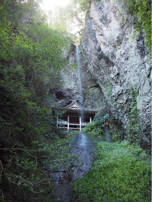 20161031 浮浪の滝