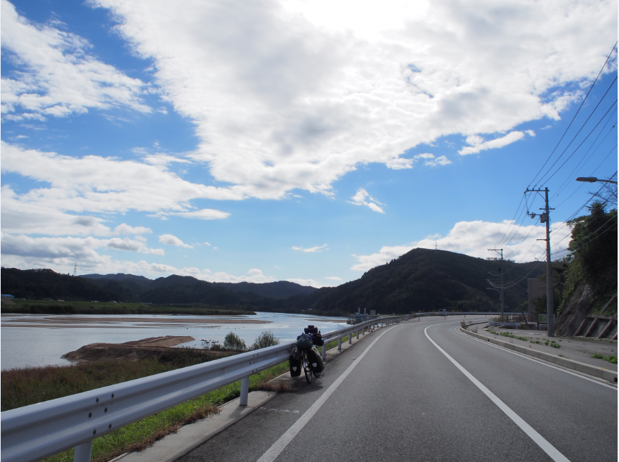 20161102 自転車旅1