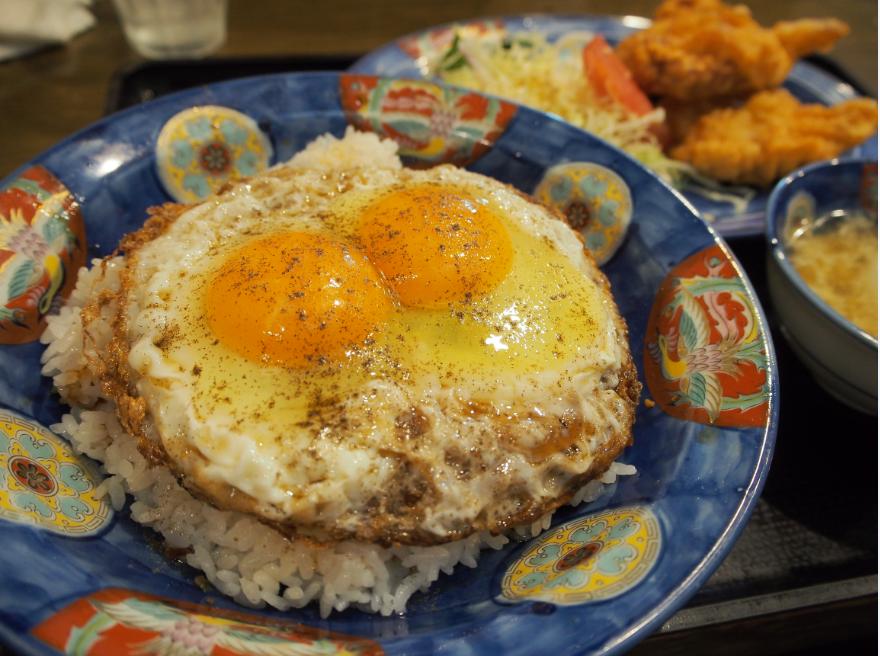 20161105 焼豚玉子丼