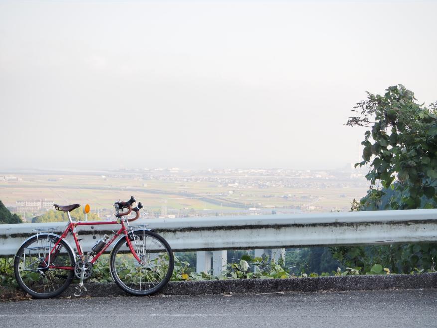 20161107 自転車旅1