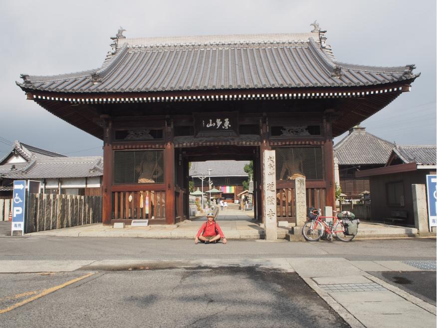 20161111 道隆寺