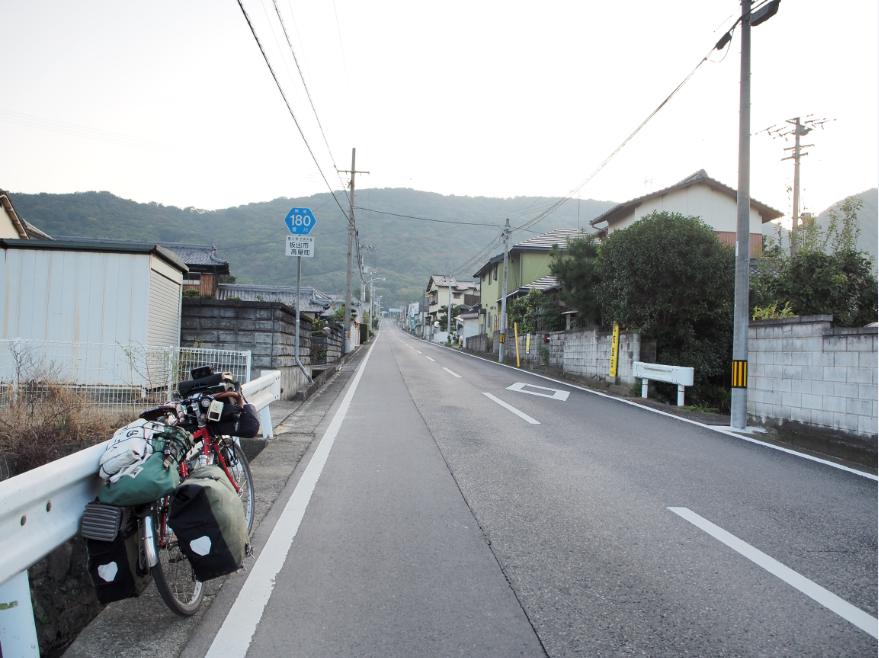 20161112 自転車旅2