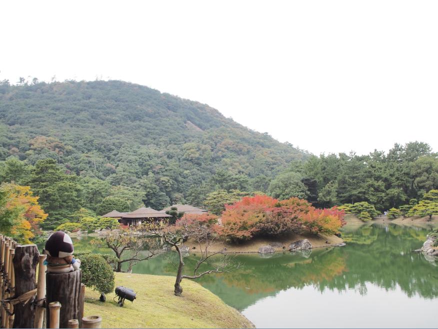 20161113 栗林公園1