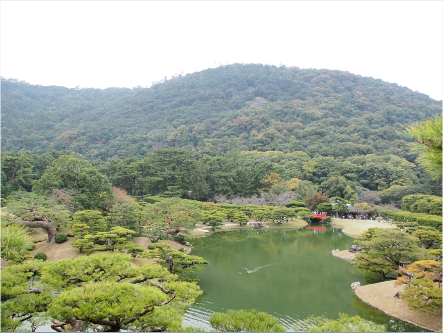 20161113 栗林公園5